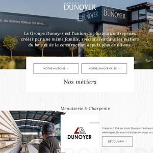 Loro partenaire Groupe Dunoyer